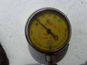 US Gauge Company Balloon Tire Gauge, used for sale