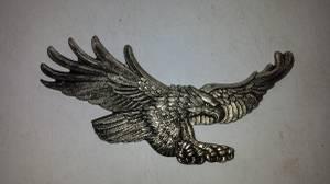gold eagle emblem (pinellas park) for sale