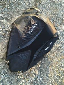 2007 Arctic cat m8 hood skinz for sale  Seattle