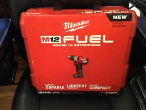 MILWAUKEE FUEL M12 KIT (B ' HAM) for sale  Columbus