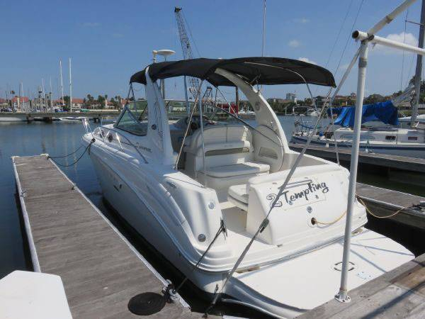 2007 sea ray 300 sundancer - boats - by owner - marine sale
