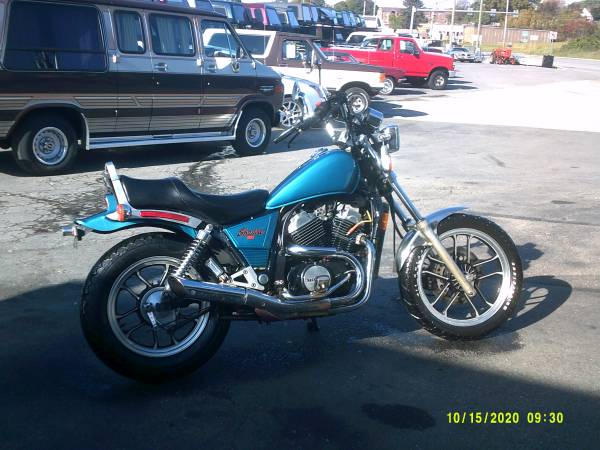 1984 honda shadow 500 - motorcycles/scooters - by dealer - vehicle...