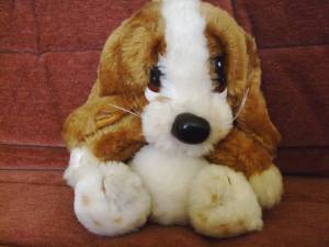 Vintage  Applause Sad Sam Baby Plush Basset Hound (Clinton Township) for sale  Detroit