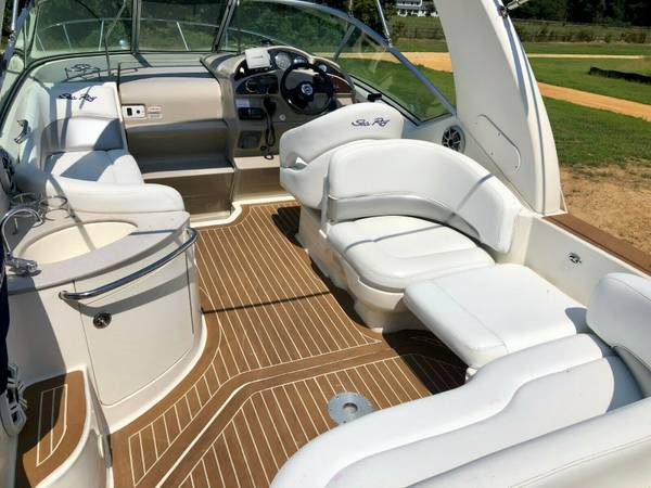 2007 sea ray sundancer 260 w/mercruiser 6.2l - boats - by owner -...