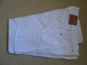 Used, *** LEVI'S 501 CT (CUSTOM TAPERED) Jeans - Men's Size 34 x 34; New *** (northridge) for sale