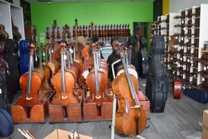 Violin Viola Cello Upright Bass Shop Open Monday-Saturday 9:00-5:30 (campbell) for sale