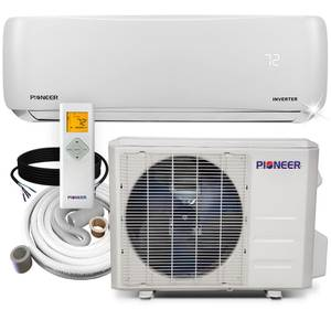 PIONEER Air Conditioner Incl. FREE INSTALLATION Ductless Mini Split (Roswell/Sandy Springs/Marietta) for sale  Columbus