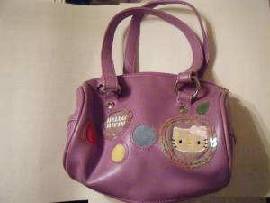 Adorable Hello Kitty Purse & Jewellery (Cloverdale) for sale  Vancouver