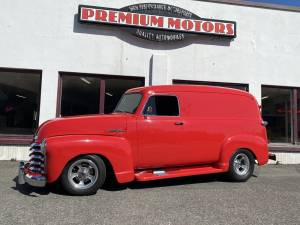 1951 Chevrolet 3100 Delivery