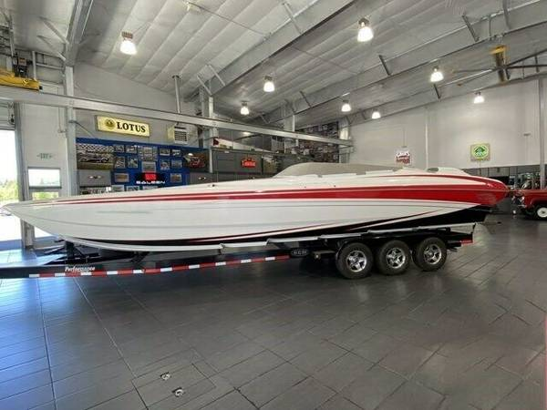 2011 spectre sc32 power boat - boats - by owner - marine sale