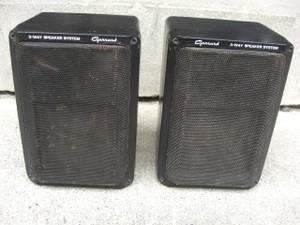 Garrard mini speakers (Helena) for sale