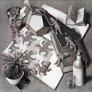 Surrealism Art M. C. Escher (New westminster) for sale  Vancouver
