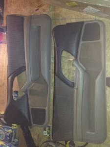 Camaro Door Panels 4th gen F Body 1997-2002 (Oaks, PA 19456) for sale
