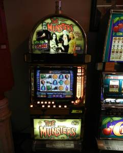 IGT Munsters! I plus game Slot Machine ******************************* for sale