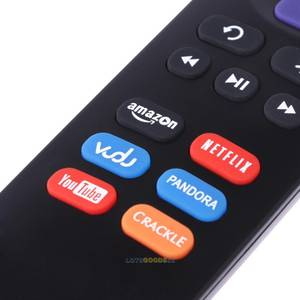 Used, New Replacement Remote Control for ROKU 1 2 3 4 LT HD XD XS (West Saint Paul) for sale