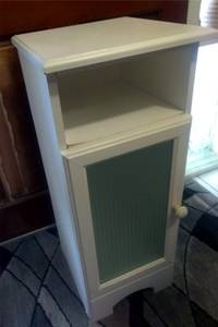 Small Compact Storage Cabinets And Shelving Units, Kitchen Island Unit (Largo), used for sale