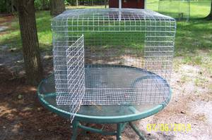 Rabbit Cages (Gilbert SC), used for sale