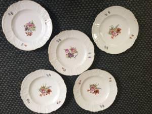 Used, Haas &Czjzek Schlaggenwald Porcelain---Czechoslovakia (Pinehurst Area) for sale
