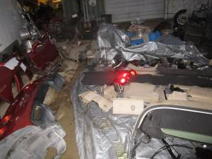 05-13 C6 Corvette Convertible Part Out---Various Parts (Kansas City, KS) for sale