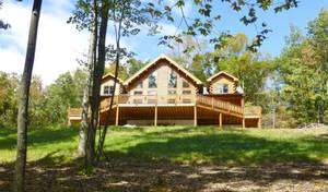 Rustic Luxury Mountain Escape - Bear's Paw Lodge (Huntingdon, PA) $1800 6bd 6400ft<sup>2</sup>