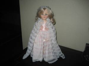 "Vintage Effanbee Cinderella 11"" Doll (Lewisville) for sale"