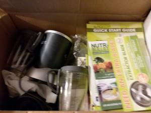 New In The Box NutriBullet (Quincy, Fl) for sale  Columbus