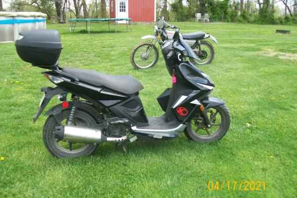 Kymco super 8 150 - motorcycles/scooters - by owner - vehicle...