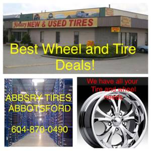 275/35R18 tires for sale  Vancouver