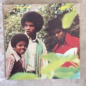 1971 release Jackson 5 Maybe Tomorrow vinyl album (Miami Beach) $5