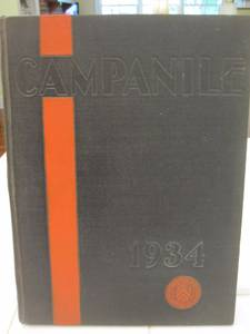 VINTAGE RICE INSTITUTE YEAR BOOKS 1932-1935 (Clinton,MS) $25