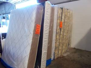 BEST PRICES ON MATTRESSES OF ALL SIZES!!!!! IN STOCK!!!!!!!!!!!!!!!!! (new castle)