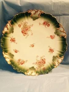 T V France Limoges plate (Narragansett) for sale  Boston