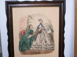 Picture - La Mode Illustree (Blackick Ohio), used for sale