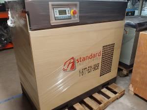 Used, 10, 15, 20, 25, 30, 50 HP Air Compressor (North Dakota) for sale