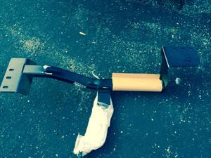 2007 to 2009 Volkswagen EOS trailer hitch (Columbus) for sale