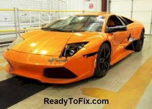 Used, Lamborghini Gallardo - Needs Work - Lamborghini / Ferrari Fixer Uppers (Los Angeles California) for sale
