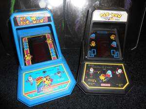 Pac-Man Tabletop Games (Tacoma) for sale