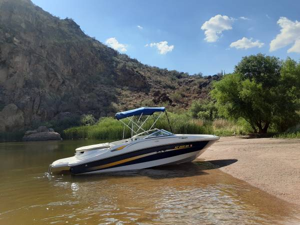 2007 ses ray 195 sport br - boats - by owner - marine sale