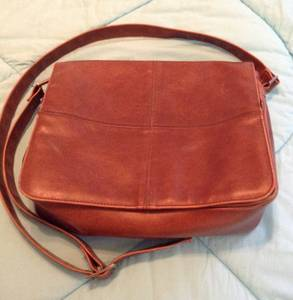 Cherokee Leather Handbag (Southside) $20