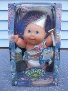 "12"" Millennium Celebration Cabbage Patch Kids MIB (Brandywine) for sale"
