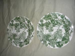 "Vintage Quadrifoglio-QUD5  10 1/4"" Plates (IE) for sale"