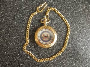 POCKET WATCH ON CHAIN (AVENTURA) for sale