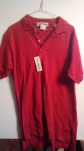 Golf  Shirts  and  Socks for sale
