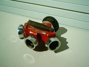 PLAIN WYE VALVE For FIRE HOSE (Stanwood) for sale  Seattle