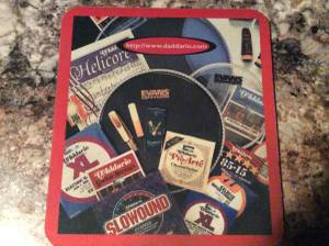 D'Addario Strings Mouse Pad (Nashville) for sale