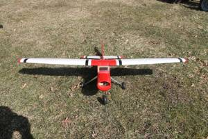 RC AIRPLANE  ELECTRIC CESSNA 172 (BROOKFIELD OHIO) for sale