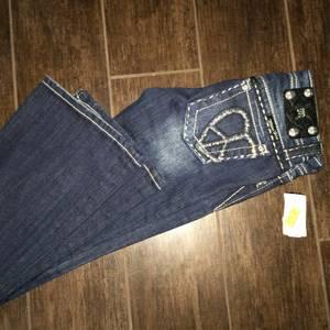 ^^ MISS ME Girls Jeans sz: 7 - 8  LA IDOL & BIKINI^^ (nw peoria) for sale  Phoenix