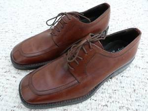 Mens Genuine Leather Shoes (Eden Prairie) for sale