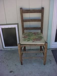 100 year old hickory chair (HEMET) for sale