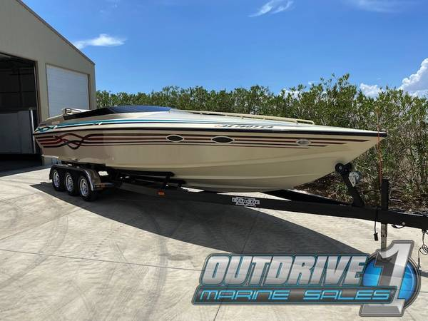 2000 lavey craft 29' nuera offshore twin 500efi's!!! - boats - by...